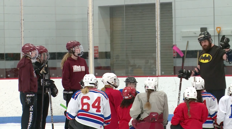 All-girls youth team breaks sports stereotypes