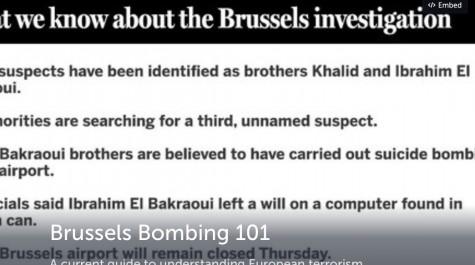 Belgian Bombings 101: A primer