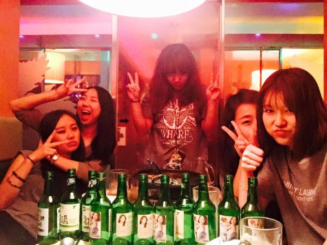 A night in Seoul: How to drink soju
