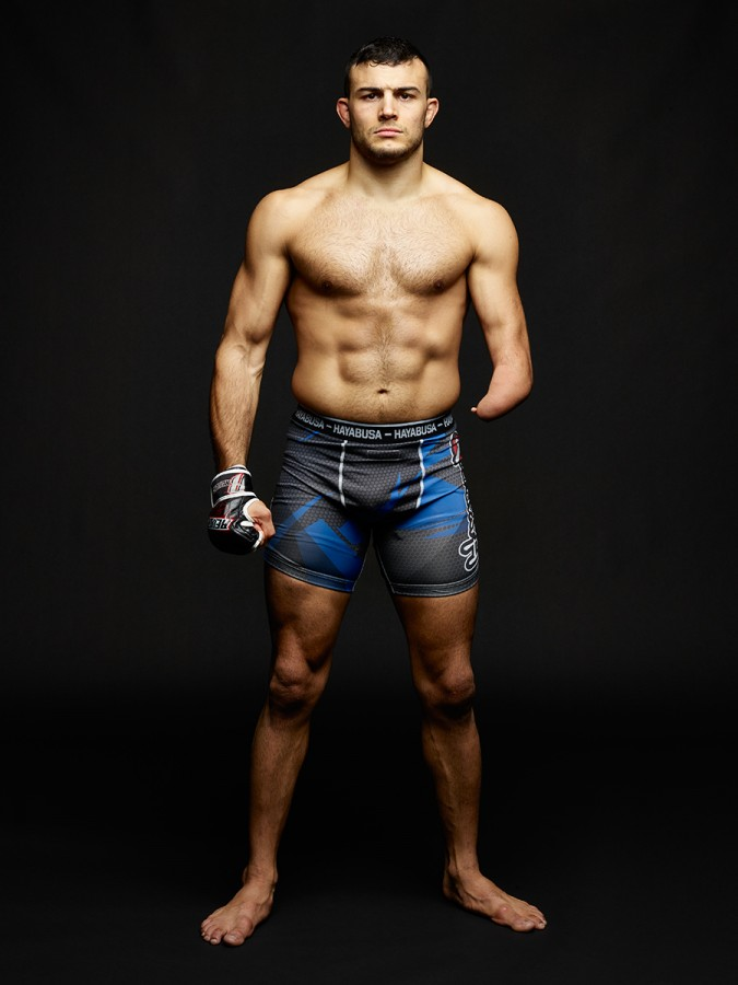When the Cage Door Closes: Mixed-martial artist Nick Newell on fighting, retirement and his new gym