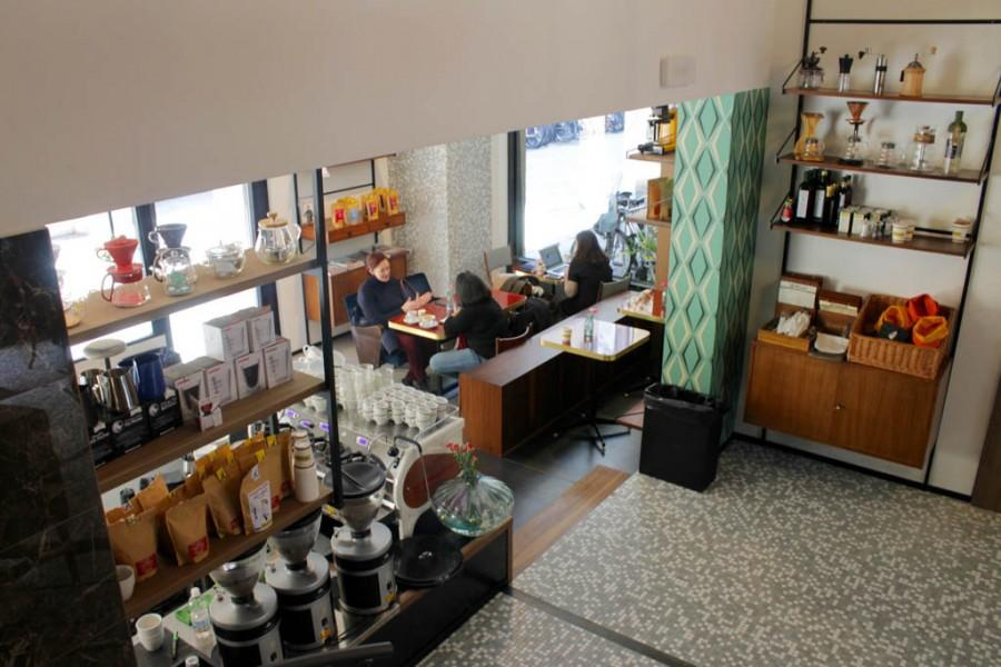 A coffee renaissance in Florence, Italy