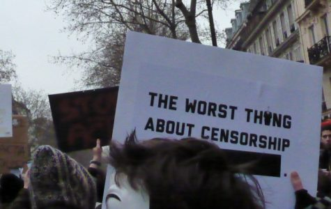 We need to talk to each other, not censor