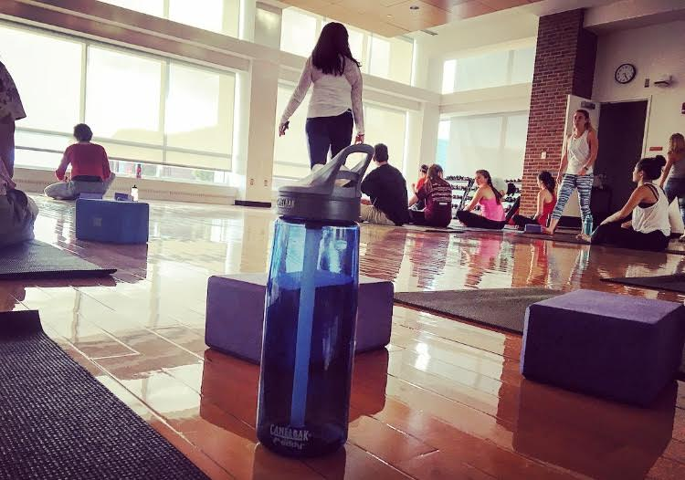 Top Five: Stress relief classes at UMass Recreation Center