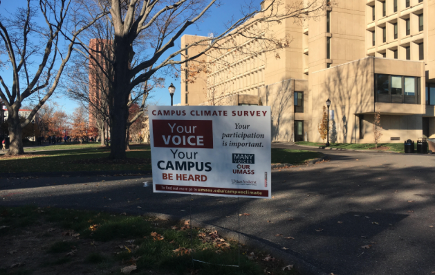 University conducts campus climate survey for first time in a decade