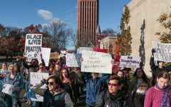 WATCH: Students gather for anti-Trump protest
