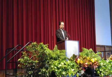 Former NAACP president speaks at UMass