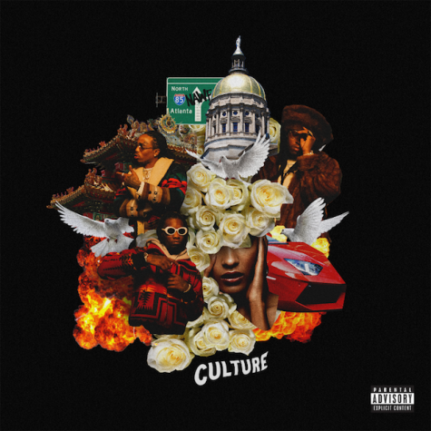 Migos at the top of the charts with 'Culture'