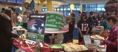 VIDEO: Berkshire DC serves Super Bowl-inspired menu