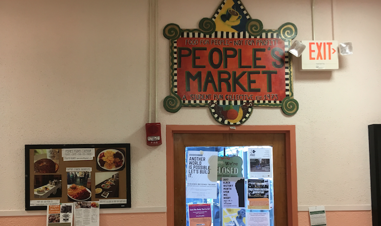 People's Market pushes for dining dollars as The Hatch looms