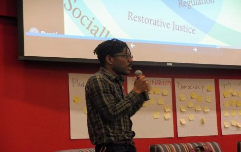 Divest UMass holds teach-in on building solidarity networks and economies