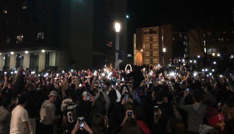 LIVE: Southwest erupts following Patriots Super Bowl victory