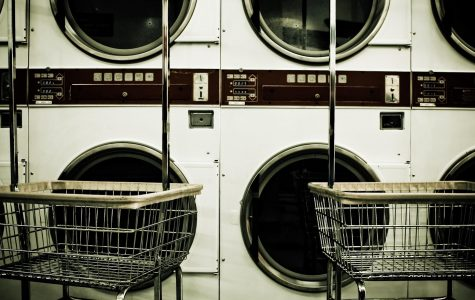 Adulting isn't easy: My very first trip to the laundromat