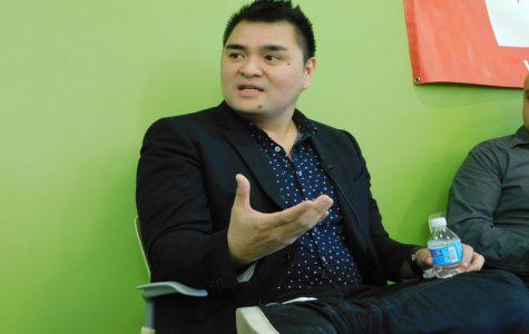 Journalist Jose Antonio Vargas talks immigration reform at UMass