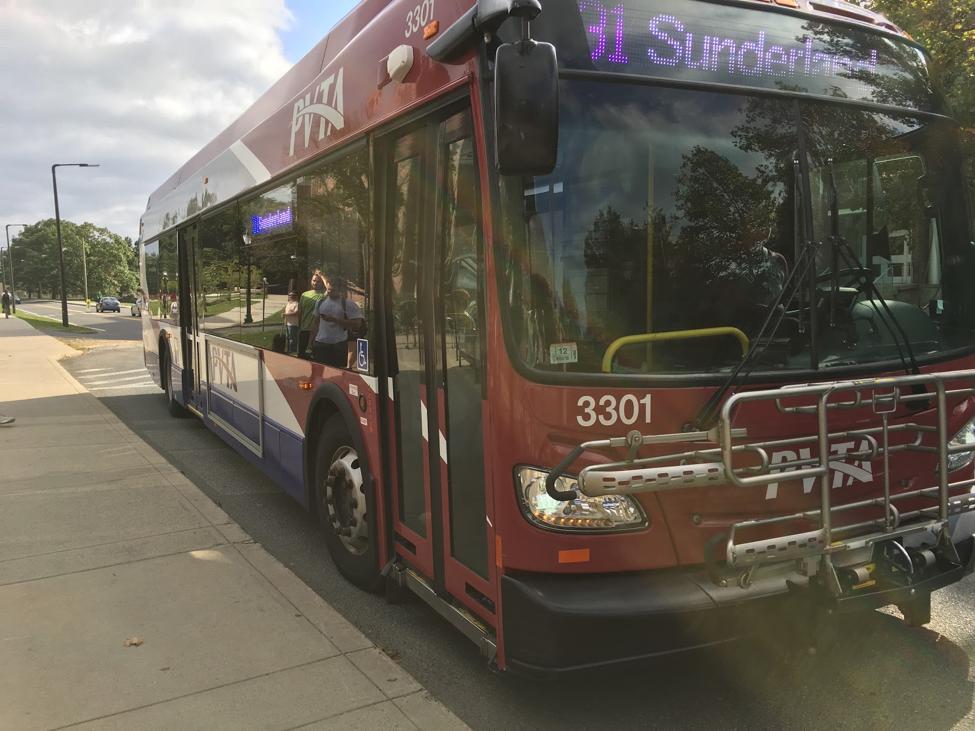 PVTA buses get new security cameras despite budget cuts