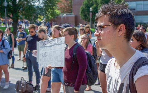 Students rally against Charlottesville violence and for DACA recipients