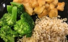 Frugal Foodie: Orange chicken
