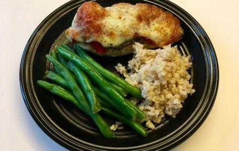 Frugal Foodie: Pesto chicken