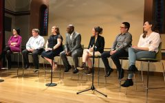 UMass Journalism alumni share wisdom with undergrads