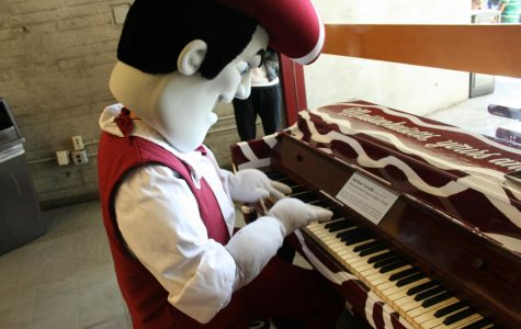 Free Keys project brings painted pianos to campus