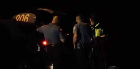 UMass officials identify driver who struck pedestrian on Eastman Lane