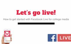 Let's Go Live: Facebook Live resources