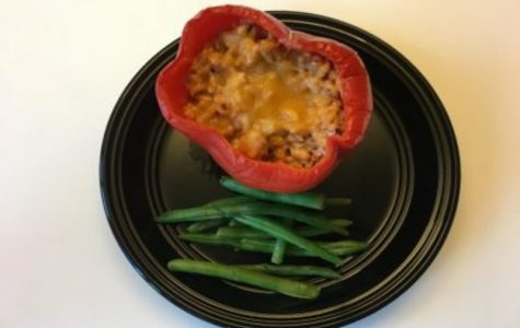 Frugal Foodie: Stuffed peppers