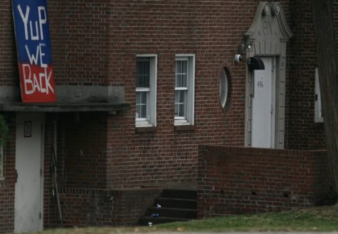 University lifts Theta Chi suspension
