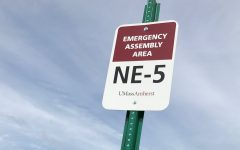 New 'emergency assembly areas' added outside dorms