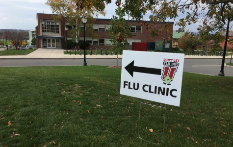 UHS helps prepare students against the flu
