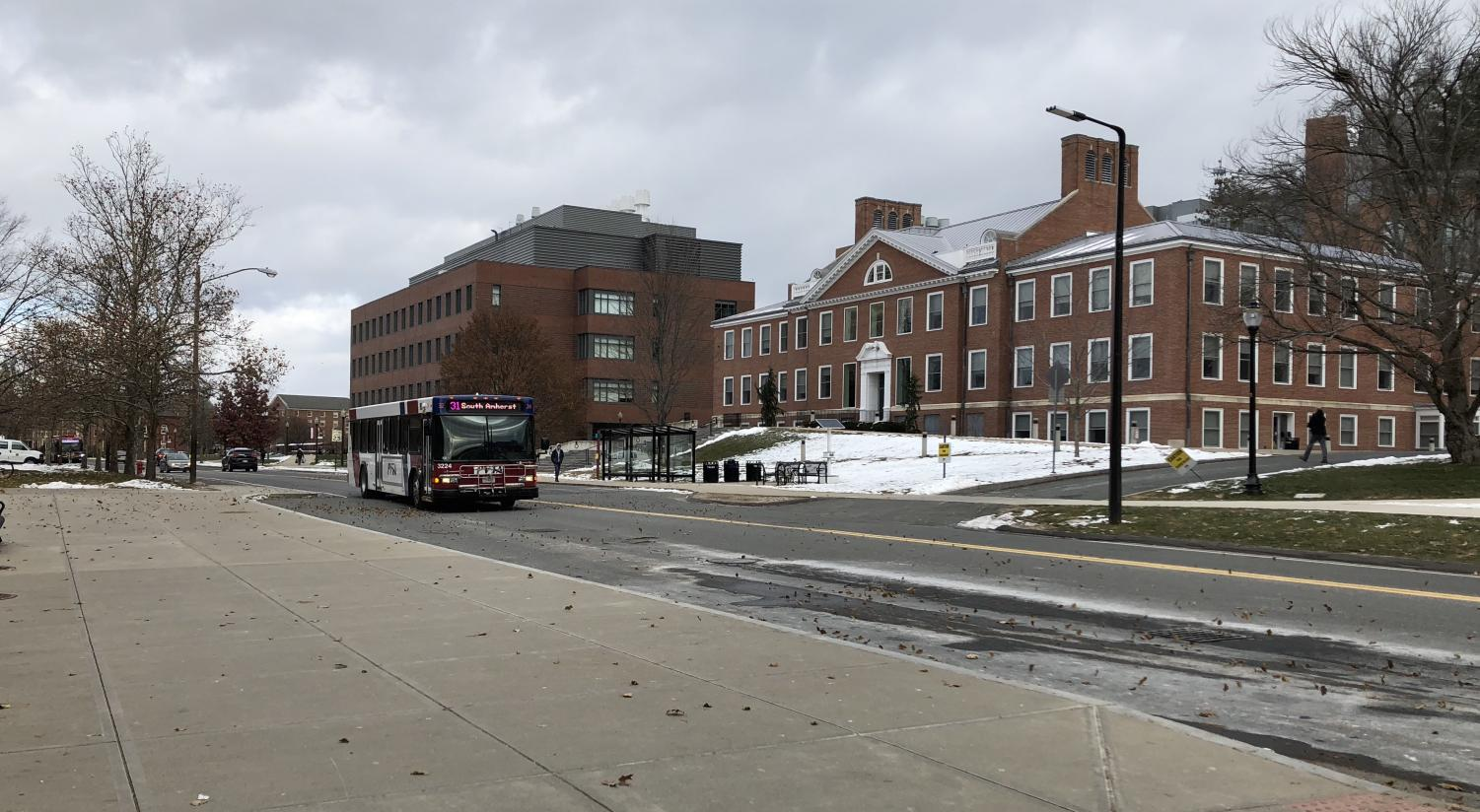 Skinner Hall is home to the College of Nursing at UMass (Julie Harrington/The Amherst Wire).