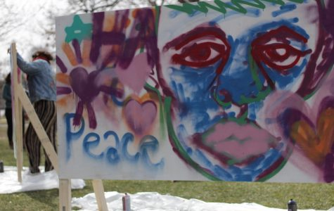 Graffiti for peace: SAFI teams up with Artists 4 Israel for Israel Peace Week
