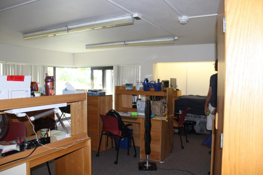 Melville common room