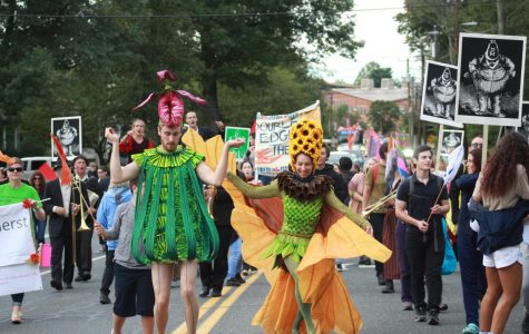 In photos: XTCA Art Parade brings life to streets of Amherst