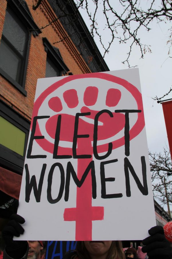 2018 Women's March in Missoula, Montana. (Montanasuffragettes/Creative Commons)