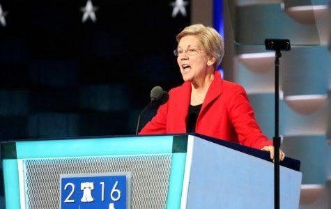 UMass Democrats host Sen. Elizabeth Warren, gubernatorial candidate Jay Gonzalez