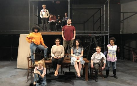 "Meet the cast of ""What of the Night"" ahead of its campus debut this week"