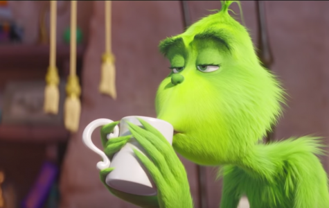 'The Grinch' returns with some contemporary flair