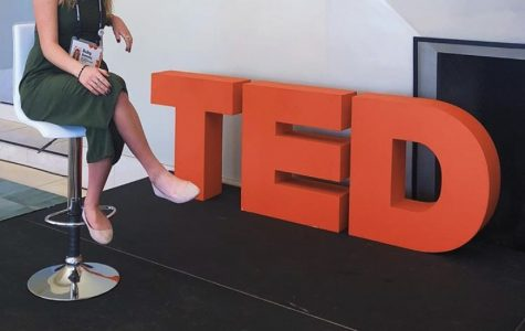 UMass student pursuing TEDx license