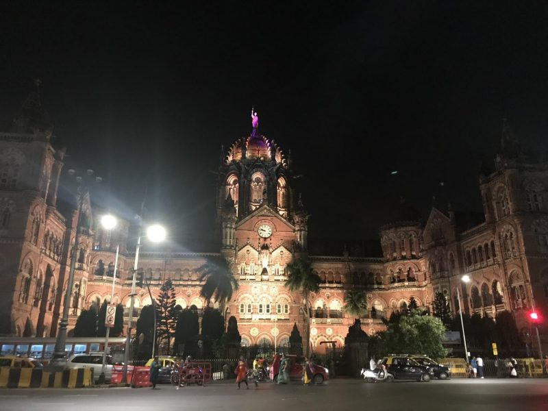 Central Station Mumbai (Isha Mahajan/ Amherst Wire)