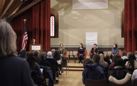 "Seven important points discussed at ""Women Leading Western Mass"""