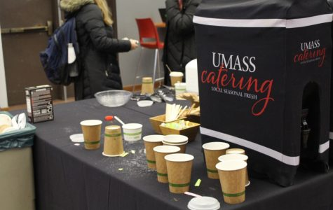 In pictures: Single-use cups at UMass