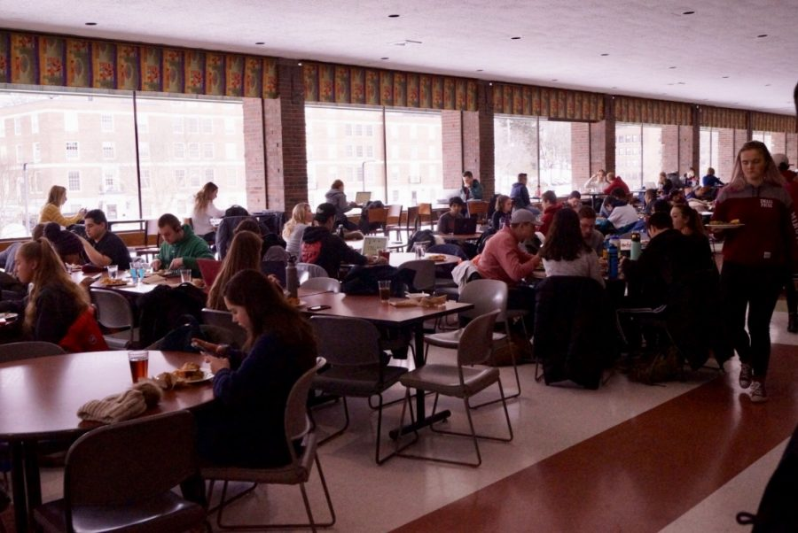 Franklin Dining Common Interior