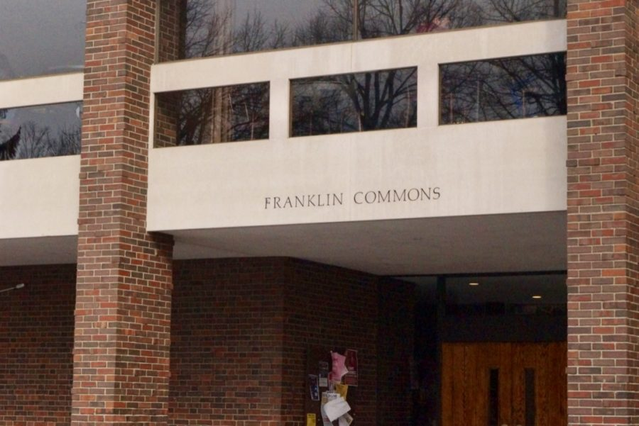 Franklin Dining Common Exterior