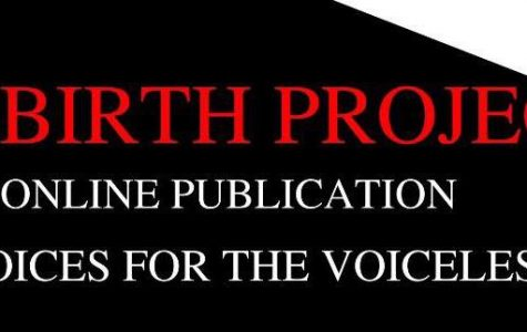 New publication, The Rebirth Project, gives a platform to students of color