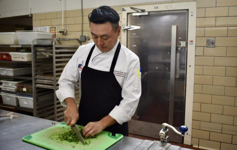 Anthony Jung: Keeping UMass Dining No. 1
