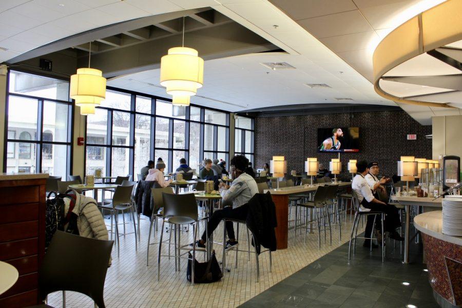 Berkshire Dining Common Interior