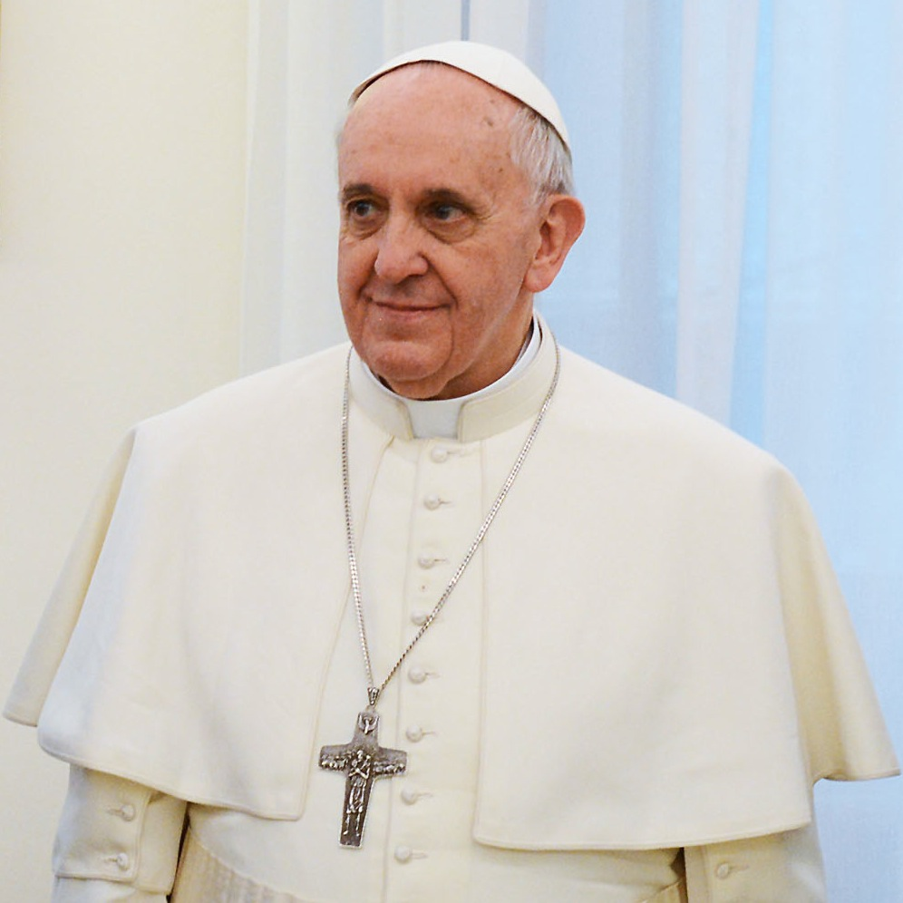 Pope Francis in 2013. (Wikimedia Commons/Casa Rosada)