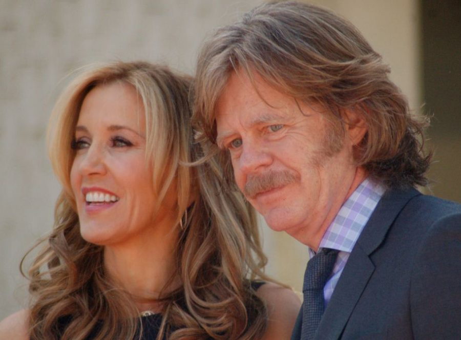 Felicity Huffman and William H. Macy (Angela Goerge/Wikimedia Commons)
