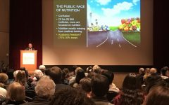 Plant Power: legendary nutritionist lectures at UMass