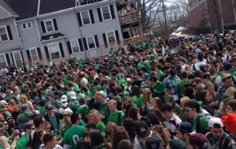 Amherst braces for Blarney Weekend